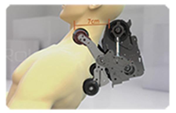 专利东方手感按摩机芯